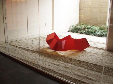 彫刻家 平石裕さんの作品